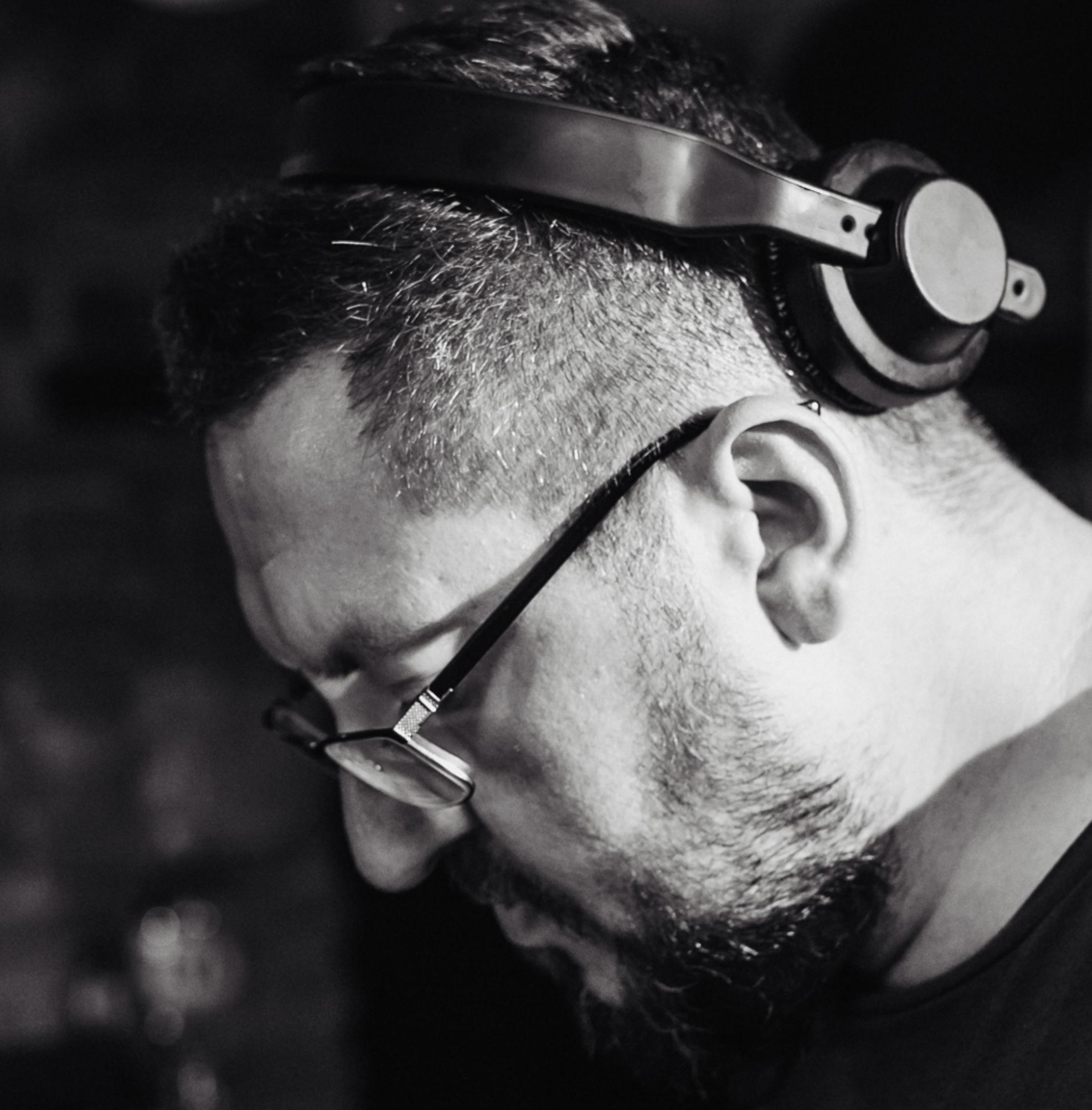 Adrian Łączkowski DJ Bolo